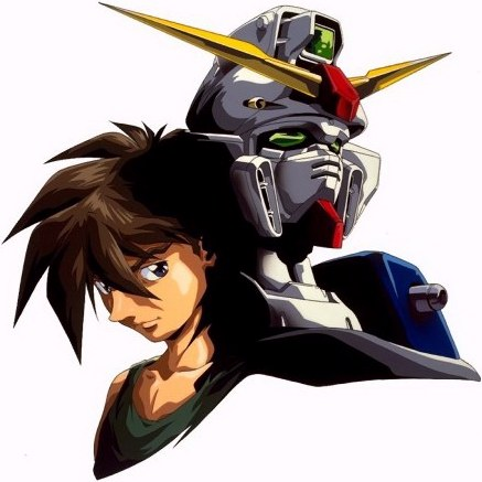 Heero and Wing Gundam